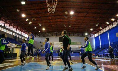 Αστέρας Τρίπολης: Προπόνηση στο κλειστό και μπάσκετ (photos) 16