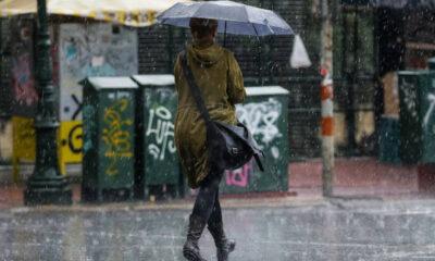 Καιρός: Άνοιξαν οι ουρανοί - Σφοδρές καταιγίδες και χιονοπτώσεις 15