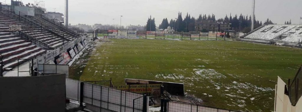 Έτοιμο το γήπεδο στη Δράμα, μόνο νίκη με Σπάρτη…