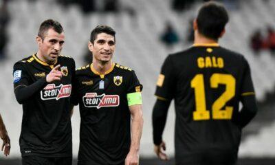 ΑΕΚ - Κισσαμικός 5-0: Εύκολη νίκη με Γκάλο και Κρίστιτσιτς 17