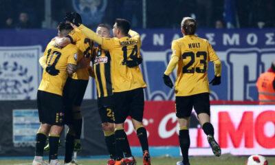 ΠΑΣ Γιάννινα - ΑΕΚ 0-4: Όλα τα Στιγμιότυπα (video) 8
