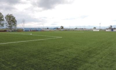 Η αναβάθμιση του γηπέδου ποδοσφαίρου στην Άμφεια και άλλα αθλητικά έργα 6