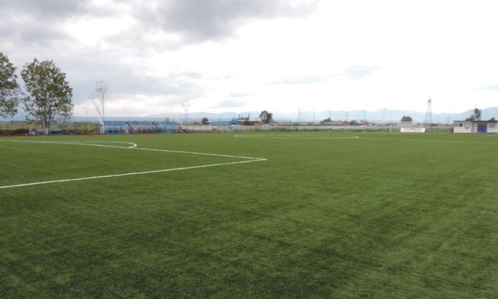Η αναβάθμιση του γηπέδου ποδοσφαίρου στην Άμφεια και άλλα αθλητικά έργα