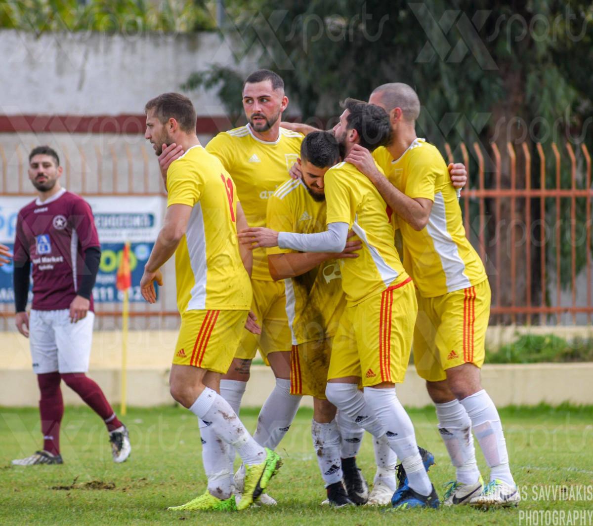 """Χαλαρή """"εξάρα"""" (6-0) του Ιάλυσου στην Αμαλιάδα των 14 ηρωικών της παικτών…"""