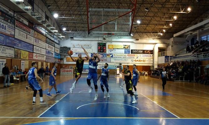 Γ' Εθνική Μπάσκετ: Νέα ήττα για Καλαμάτα BC, συνεχίζει αήττητο το «Σίτυ»