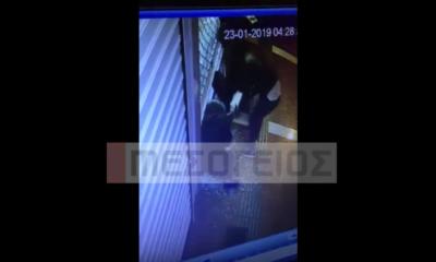 Βίντεο ΣΟΚ από κλοπή κεντρικότατου κοσμηματοπολείου στην Καλαμάτα (video) 12