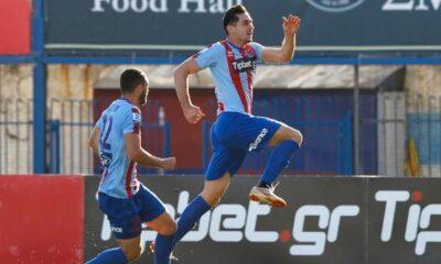 """Πανιώνιος - Αστέρας Τρίπολης 1-0: Ντουρμισάι, ο """"εκτελεστής"""" 16"""
