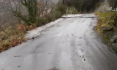 Παραμένουν τα προβλήματα λόγω της κακοκαιρίας σε ορεινές περιοχές της Καλαμάτας (video) 14