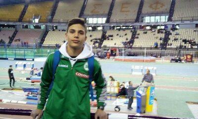 Με 7 αθλητές/ αθλήτριες ο Μεσσηνιακός στο Πανελλήνιο Πρωτάθλημα Κλειστού Στίβου στο ΣΕΦ 7
