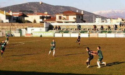 H ήττα με 2-1 του Παναργειακού και στην Τρίπολη, από τον Παναρκαδικό... 6