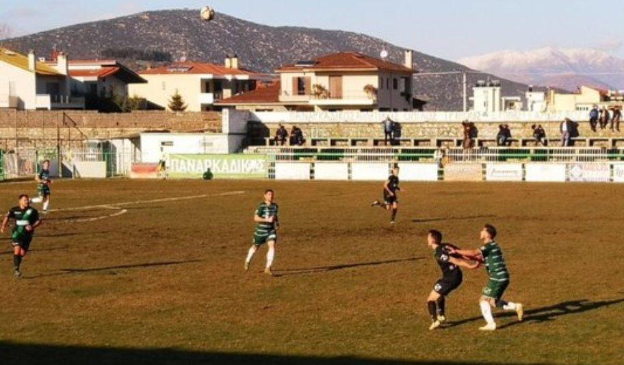 H ήττα με 2-1 του Παναργειακού και στην Τρίπολη, από τον Παναρκαδικό…