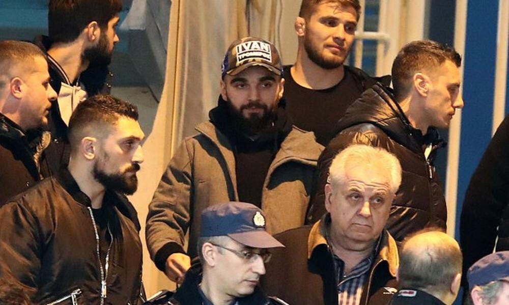 Τελειώνει απο ΠΑΟΚ ο Γιώργος Σαββίδης…