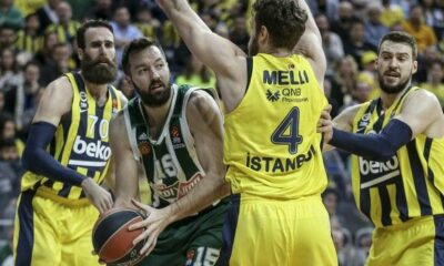 EuroLeague 2018/19: Η κατάταξη 13