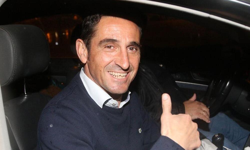 Ήρθε ο Μανόλο Χιμένεθ (photo)