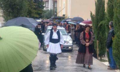 Η κηδεία των τριών άτυχων γυναικών στην Καλαμάτα... 4