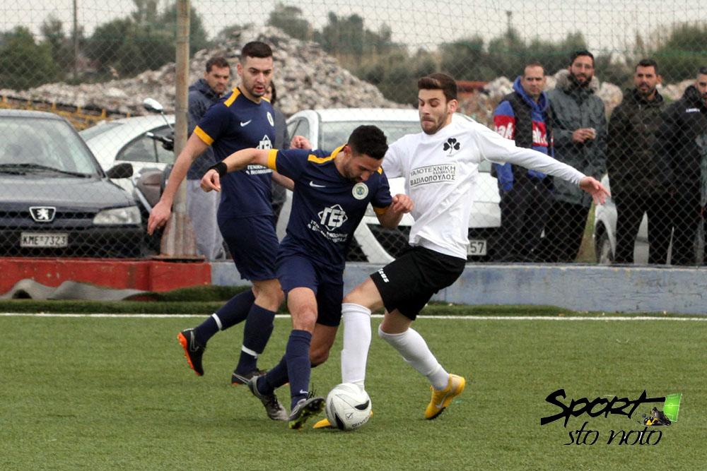 Αντέχει στην πρώτη θέση αν και δεν παίζει πια – τραυματίας –  ο σπουδαίος Καλογερόπουλος!