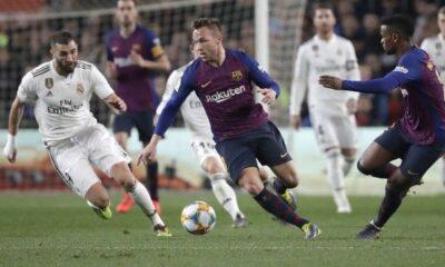Μπαρτσελόνα - Ρεάλ 1-1: Τα γκολ και οι καλύτερες φάσεις (video) 11