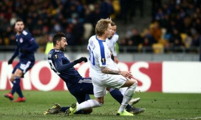 Ντιναμό Κιέβου-Ολυμπιακός 1-0: «Πάγωσε» στο Κίεβο κι αποκλείστηκε 10