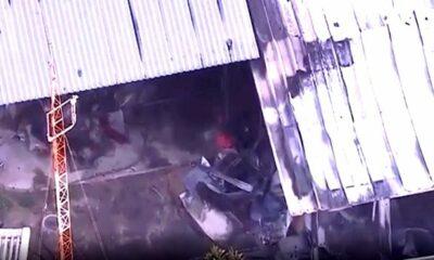 Δέκα νεκροί από πυρκαγιά στο προπονητικό κέντρο της Φλαμένγκο 10