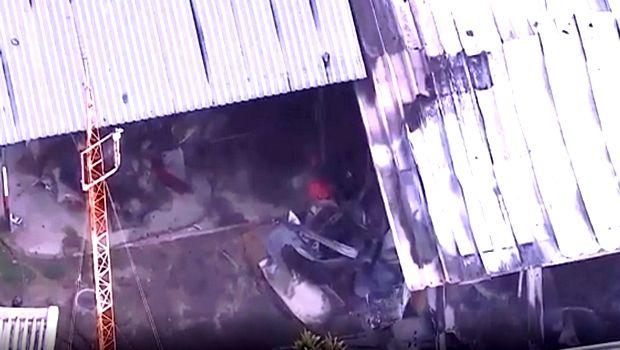 Δέκα νεκροί από πυρκαγιά στο προπονητικό κέντρο της Φλαμένγκο