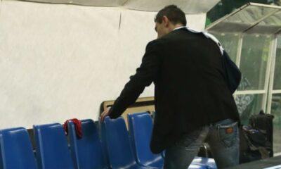 Ο Γιαννακόπουλος άφησε κόκκινο εσώρουχο στον πάγκο του Ολυμπιακού (photos) 16