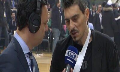 """Γιαννακόπουλος: """"Όλα αυτά είναι μεθοδευμένα και απαράδεκτα"""" (+video) 14"""