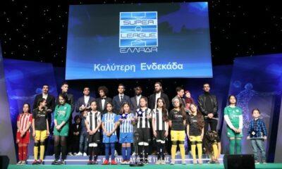 ΠΣΑΠ: Σάρωσαν τα βραβεία ΑΕΚ και ΠΑΟΚ (photos) 8