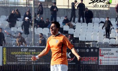 """Καλαμάτα - Πελλάνα 3-1: Το φωτορεπορτάζ από τη νίκη """"τίτλου"""" της Μαύρης Θύελλας (photos) 18"""