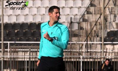 Οι διαιτητές της Γ' Εθνικής: Βλάχος σε Μάνδρα, Παναγάκος στη Μεσσήνη, για τον 8ο όμιλο! 6