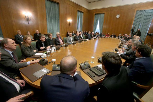 """Ο """"μίνι"""" ανασχηματισμός της Κυβέρνησης (+video)"""