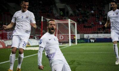 """Ολυμπιακός - Λαμία 0-1: Σόκαρε τους ερυθρόλευκους και πέρασε στους """"4"""" (+video) 6"""