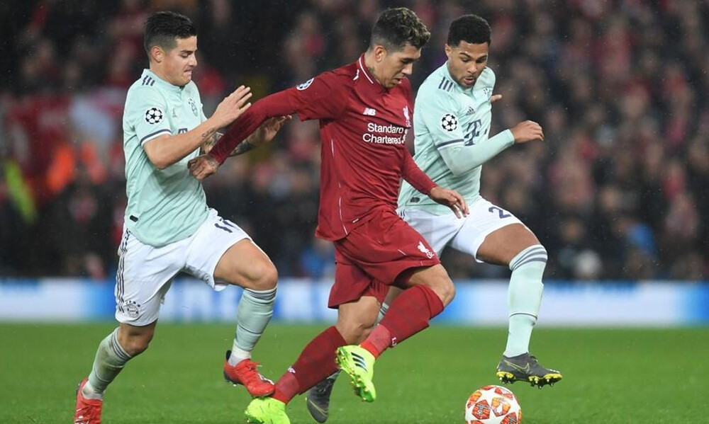 Champions League: Τα στιγμιότυπα από Λίβερπουλ – Μπάγερν και Λιόν – Μπαρτσελόνα (videos)