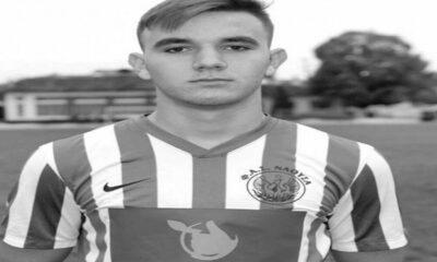 Πένθος στο ελληνικό ποδόσφαιρο: O 17χρονος ποδοσφαιριστής που «έσβησε» στο γήπεδο 8