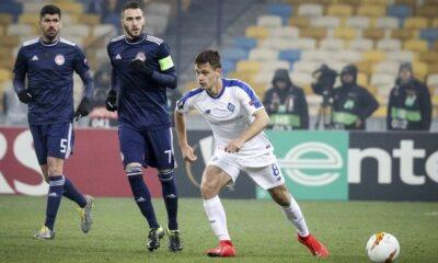 Δυναμό Κιέβου - Ολυμπιακός 1-0: Το γκολ (video) 8