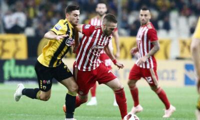Super League: Ντέρμπι κι άλλα τρια ματς σήμερα για την 8η αγωνιστική 6