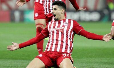 Ολυμπιακός - Ντιναμό Κιέβου 2-2: Τα γκολ και οι καλύτερες φάσεις (video) 10