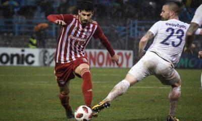 Λαμία - Ολυμπιακός 3-3: Τα έξι γκολ της συναρπαστικής αναμέτρησης (video) 6