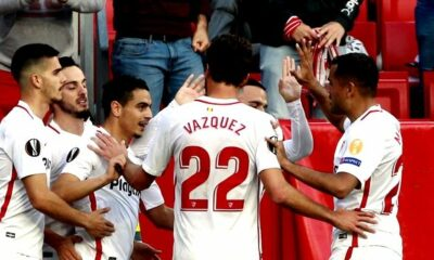 Europa League: Σεβίλλη, η πρώτη που προκρίθηκε στους 16 (+videos) 12