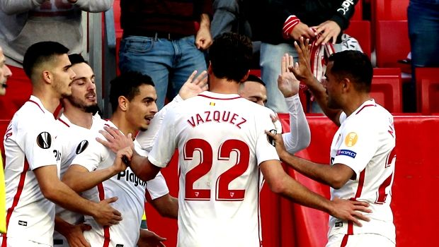 Europa League: Σεβίλλη, η πρώτη που προκρίθηκε στους 16 (+videos)
