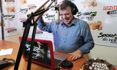 """Χοντρό χώσιμο Γεωργούντζου στον προπονητή του Παναργειακού: """"Είσαι για την... Κ17""""! (video) 16"""