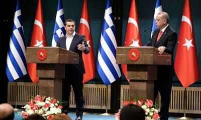 Συνάντηση Τσίπρα - Ερντογάν: Νέα εποχή με καθαρές κουβέντες 20
