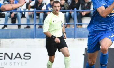 Τα αδέρφια Βεργέτη από Τρίπολη, διαιτητής & επόπτης στο ίδιο ματς Football League! (photo) 10