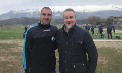 Με ψαλιδάκι μπήκε το πρώτο γκολ Έλληνα ποδοσφαιριστή στο αλβανικό πρωτάθλημα! (photo +video) 8