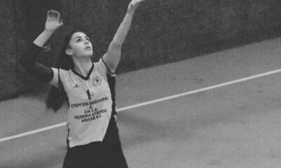 Πανελλήνιο το ΣΟΚ για τον χαμό της 18χρονης βολεϊμπολίστριας Εύας Πετροχείλου, στη Σαλαμίνα... (photos) 8