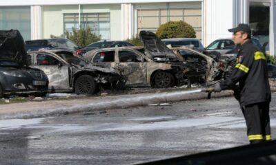 Έκρηξη στη Γλυφάδα: Eνδεχόμενο εγκληματικής ενέργειας (photos +videos) 16