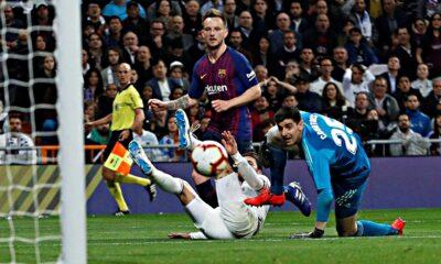 Ρεάλ Μαδρίτης - Μπαρτσελόνα 0-1 (video) 11