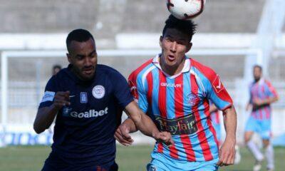 Πάλεψε στα Τρίκαλα η Σπάρτη, είχε και δοκάρι, έχασε δύσκολα με 1-0... 10