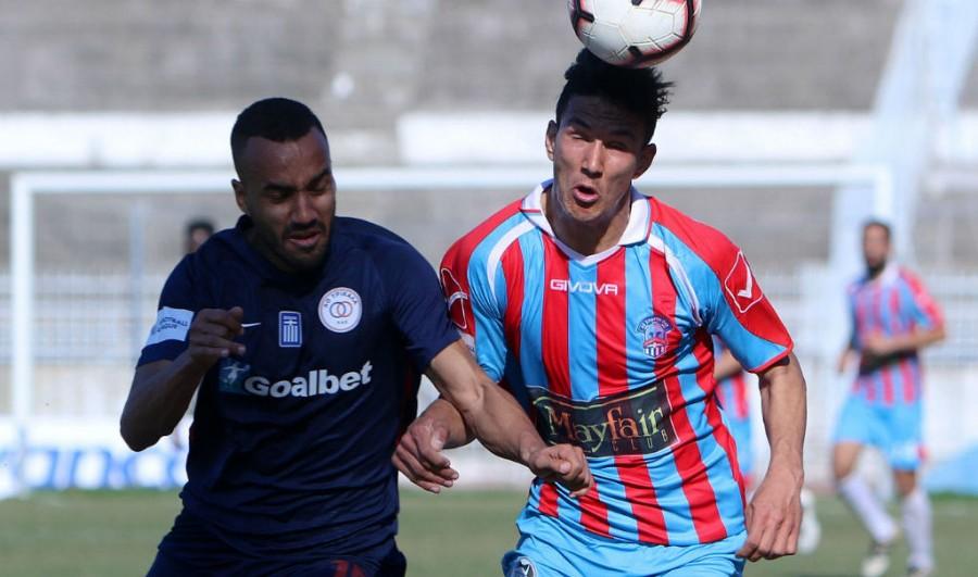 Πάλεψε στα Τρίκαλα η Σπάρτη, είχε και δοκάρι, έχασε δύσκολα με 1-0…