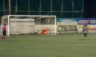 Τερματοφύλακας στην Κρήτη έπιασε 4 πέναλτι! (video) 8