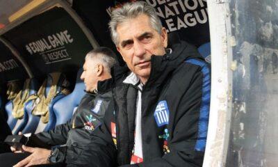 Εθνική Ελλάδας: Η ενδεκάδα του Αναστασιάδη για το ματς με την Βοσνία 5